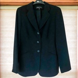 Jones New York 2-piece Black Suit